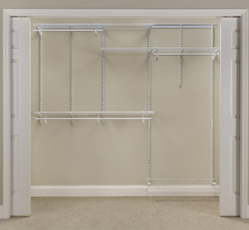 Ventilated Wire Wardrobe Amp Storage Systems
