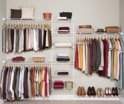 Shelf & Rod Closets