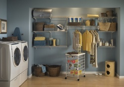 Create Your Own Adjustable Shelftrack System