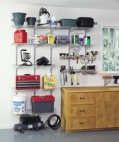 Maximum Load - Garage Shelving