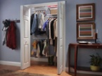 ClosetMaid for Hall / Cloakroom