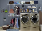ClosetMaid for Utility / Laundry