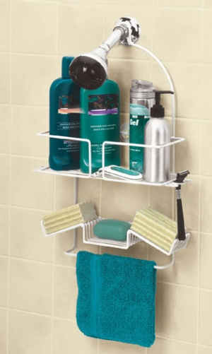 3426 - Deluxe shower caddy