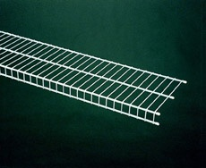 731012 - 3.66m / 12' length of Linen 22.9cm / 9'' deep shelving