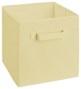 8697 - Cubeical Natural Fabric Drawer