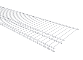 73204 - 1.22m / 4' length of Linen 40.6cm / 16'' deep Low Profile shelving