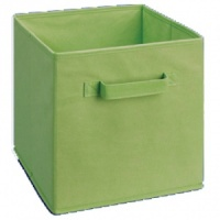 434 - Light Green Fabric Drawer