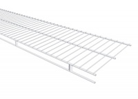 7300 - Shelf & Rod 12'' / 30.5cm Deep Shelving - Available in 4', 6', 8' & 10' lengths