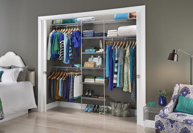 Plastic Wardrobe Closet