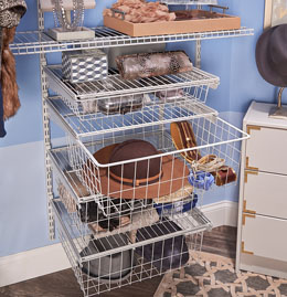 Drawers & Baskets