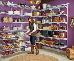 Create your own ShelfTrack Pantry