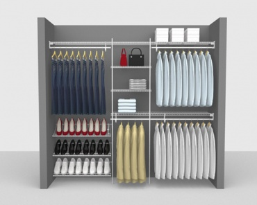 Reach In Wardrobe - Up To 8'/ 2.44m Wide