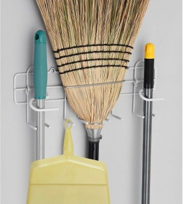 3462 - Broom & Mop Holder