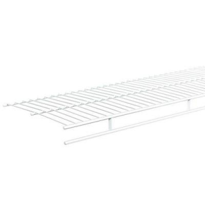 7316 - Shelf & Rod 10'' / 25.4cm Deep Shelving - Available in 4', 6', 8' & 10' lengths
