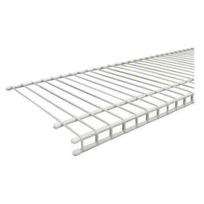 73104 - 1.22m / 4' length of Linen 22.9cm / 9'' deep Low Profile shelving