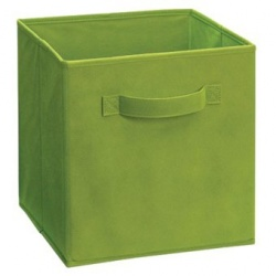 1532 - Spring Green Fabric Drawer