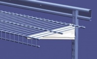 2853 - ShelfTrack 30.5cm / 12'' Shelf Bracket