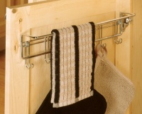 3064 - Chrome towel rail