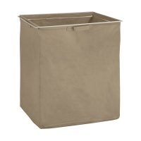 38114 - ShelfTrack Fabric Laundry Hamper With Frame