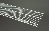 7402 - CloseMesh 12'' / 30.5cm Deep Shelving - Available in 4', 6', 8' & 10' lengths