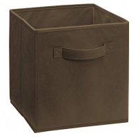 786 - Canteen Brown Fabric Drawer