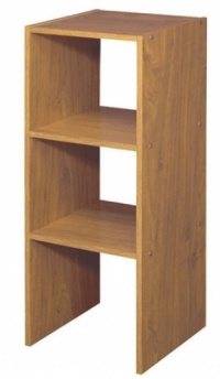Cherry 31'' Tall Stackable Storage Unit - R60